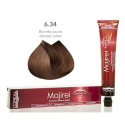 Colorazioni L'ORÉAL PROFESSIONNEL MAJIREL 6.34 L'OREAL 50ML